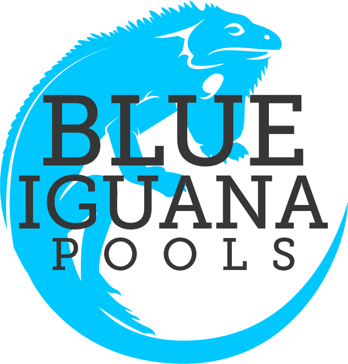 Blue Iguana Pools logo